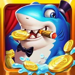 天天捕鱼赢大奖:鲨鱼进化大作战