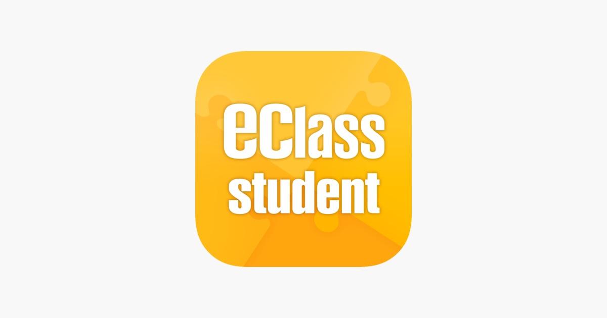 Eclass student app on the app store eclass student app on the app store stopboris Images