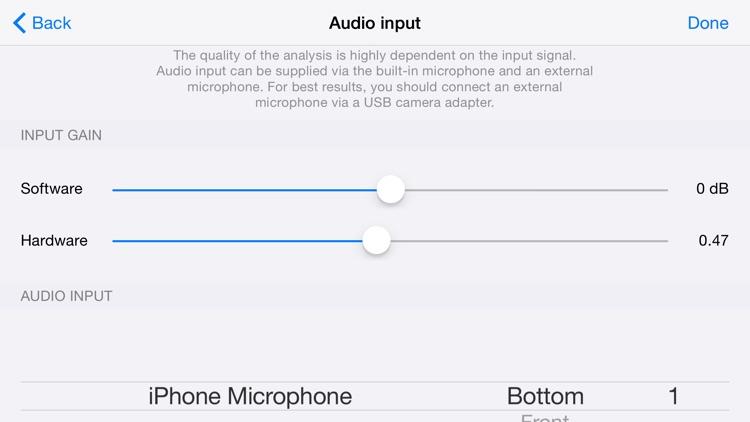 Audio RTA screenshot-4