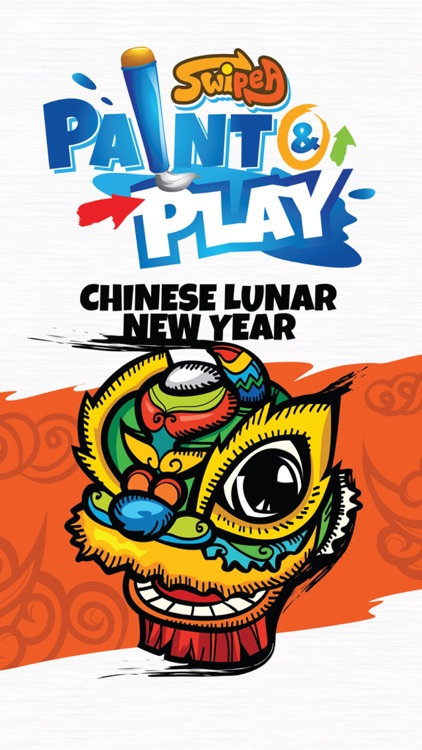 Paint & Play: Chinese New Year screenshot-4