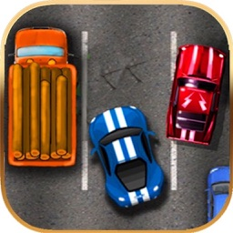 Road Fighter Car Race