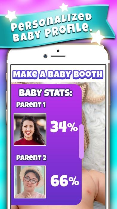 Make A Baby: Future Face Maker Screenshot