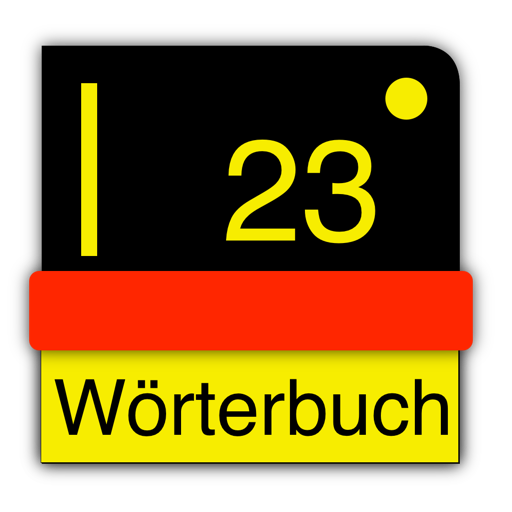 Немецкий 23 - немецко-русский словарь