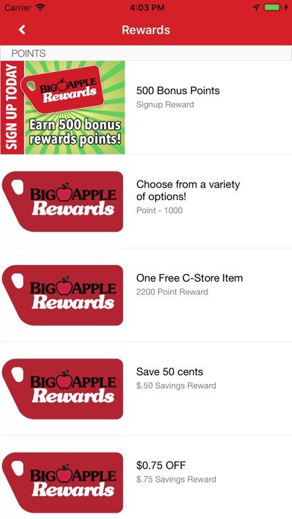 Big Apple Rewards screenshot-4
