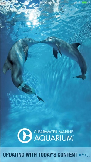 Clearwater Marine Aquarium on the App Store on