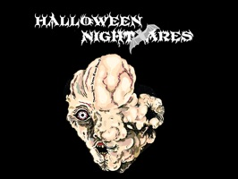 Halloween Nightmares Stickers