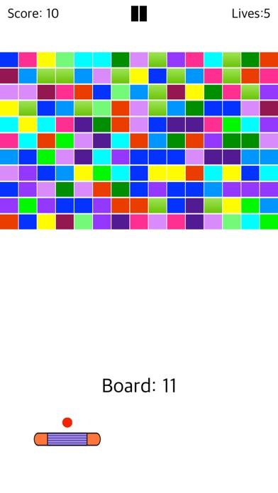 Simple BrickOut Screenshot 2