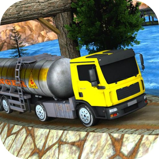 Tanks Oil Driving Mission 3D icon