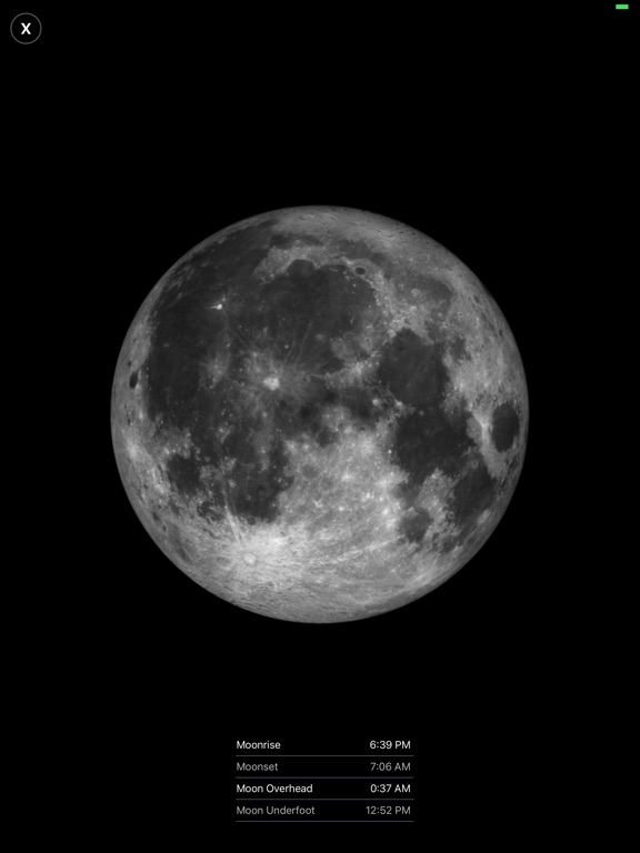 Moon Phase Calendar Pro Screenshots
