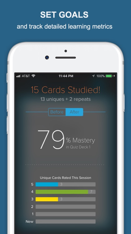 Brainscape - Smart Flashcards screenshot-4