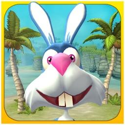 Kazukiki - Bunny Game Adventure in Paradise Island