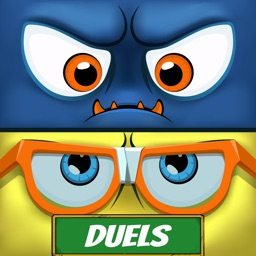 Duel 1st, 2nd, 3rd, 4th Grade Math Games For Kids