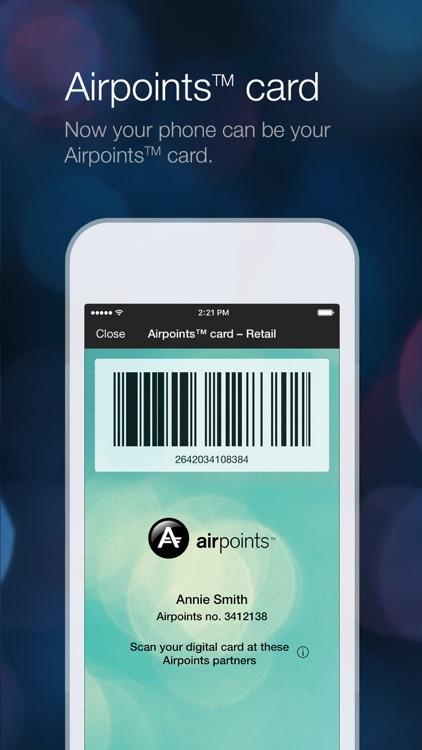 Air NZ mobile app screenshot-4
