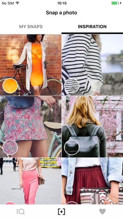 Snap Fashion
