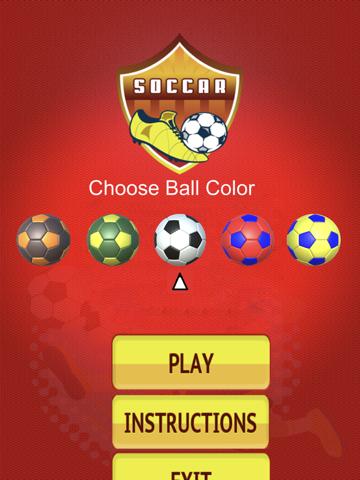 Champions AR Soccer - náhled