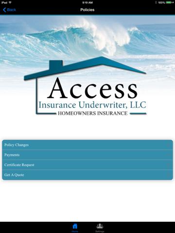 Access Insurance HD - náhled