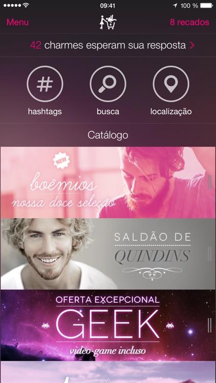 AdoteUmCara screenshot-0