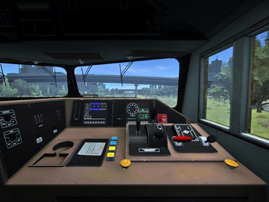 Train Simulator PRO 2018 screenshot 9