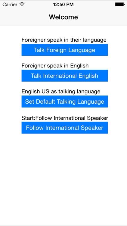 Follow International Speaker