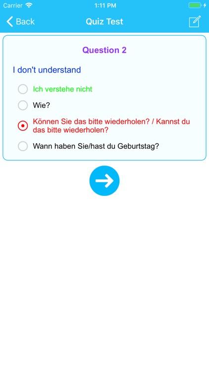 Learn German Language Offline