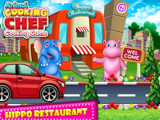 Little HIPPO - Cooking Chef screenshot 9