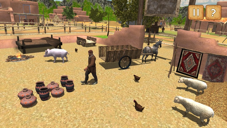 Village Farmers Simulator 3D