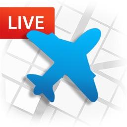 Flight Live - Flight Tracker & Airplane Radar