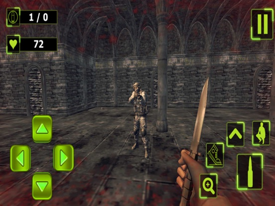 Замок Виртуальный спаситель Скриншоты9