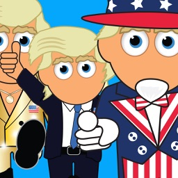 Dancing Donald Animated Stickers