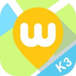 WhereCom K3