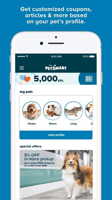 PetSmart, Inc. for Windows