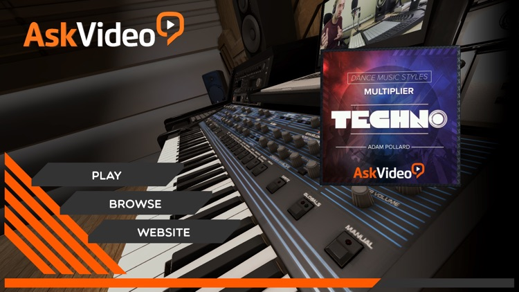 Techno Dance Music Course