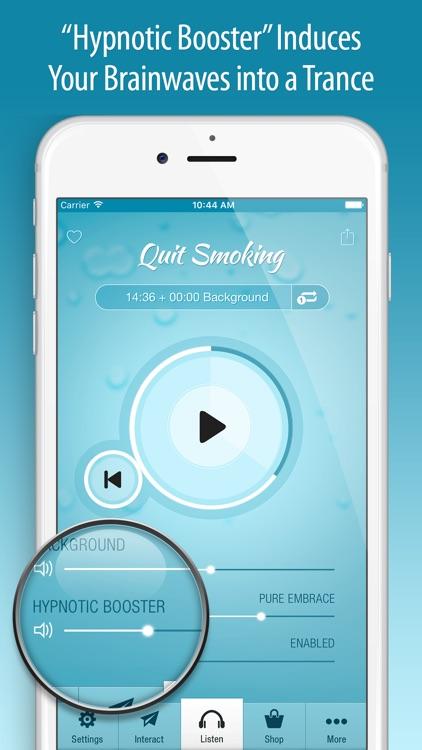 Quit Smoking Hypnosis screenshot-3