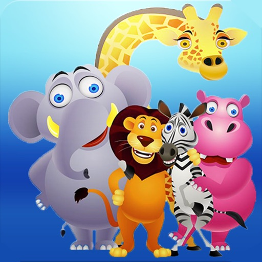 Best Animals kids learning