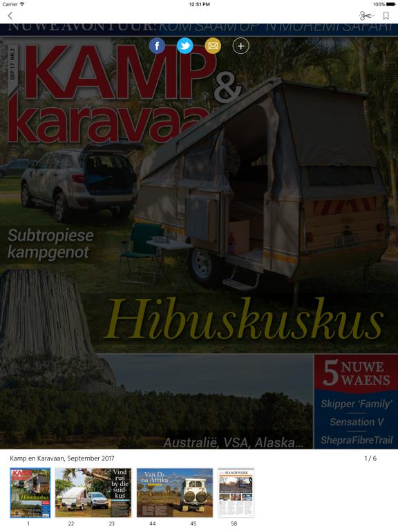 Kamp en Karavaan screenshot 7