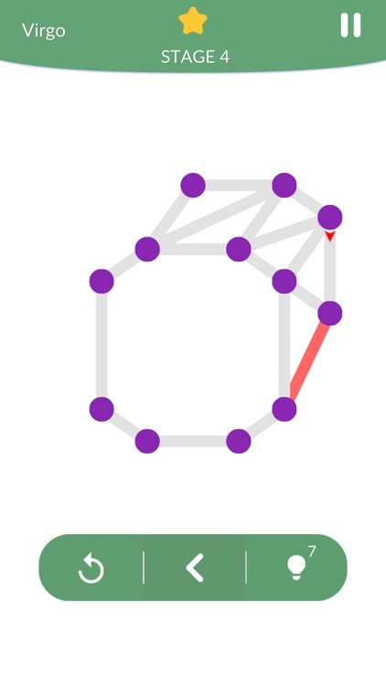 One 1 Line Only Puzzle screenshot-9