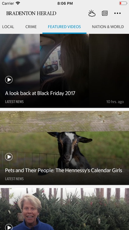 Bradenton Herald News screenshot-3