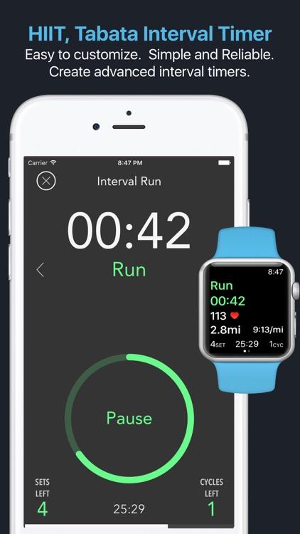 Intervals - Interval Timer
