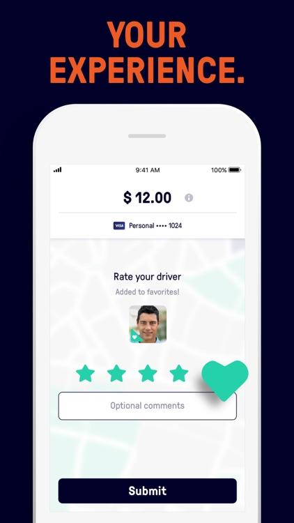 Beat - Ride app, ex-Taxibeat screenshot-3