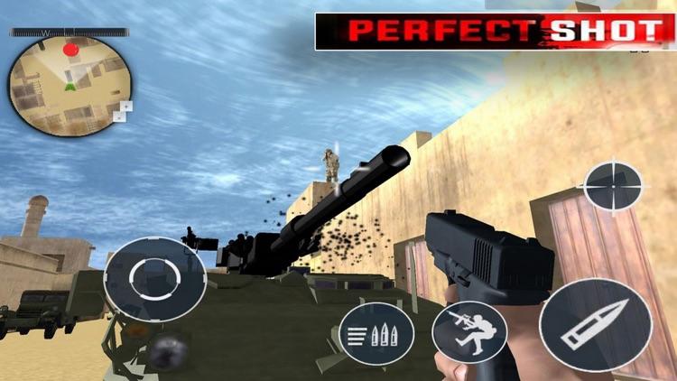 Army Civil War: FPS Gun Shoote