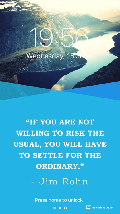 Be Positive Quotes - Daily screenshot-4