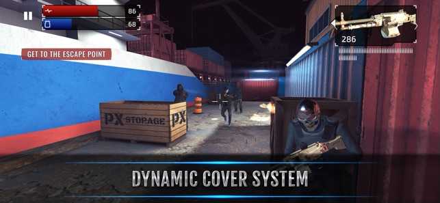 Armed Heist: Shooting games Screenshot