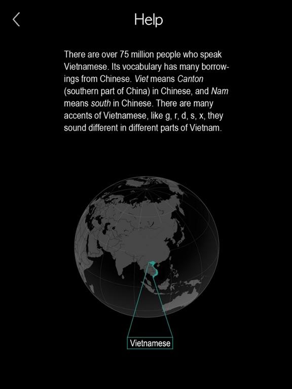 Vietnamese Alphabet & Words screenshot 20