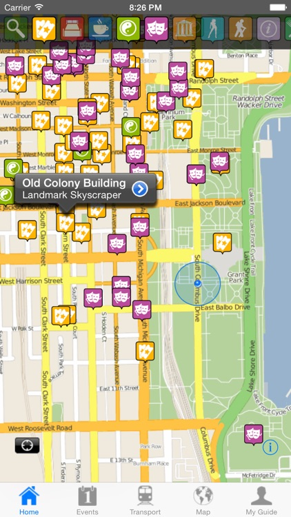 Chicago Travel Guide Offline