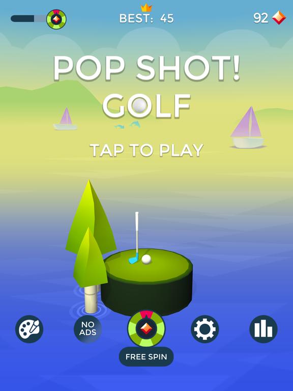 Pop Shot! Golf screenshot 10