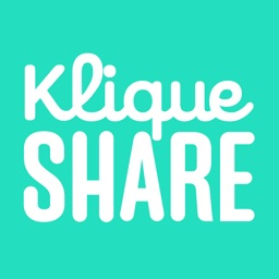 KliqueShare Share with Friends
