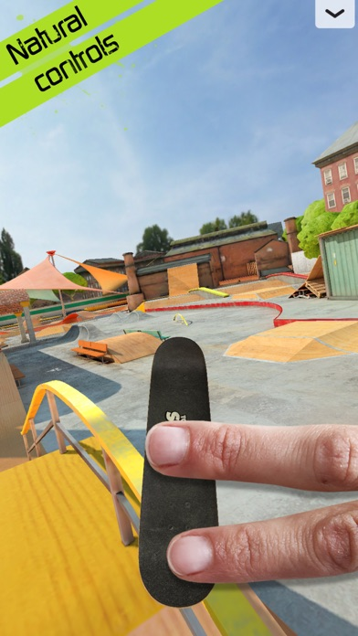 Touchgrind Skate 2 screenshot 1