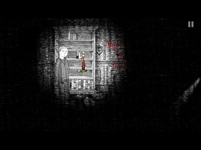 Neverending Nightmares Screenshot