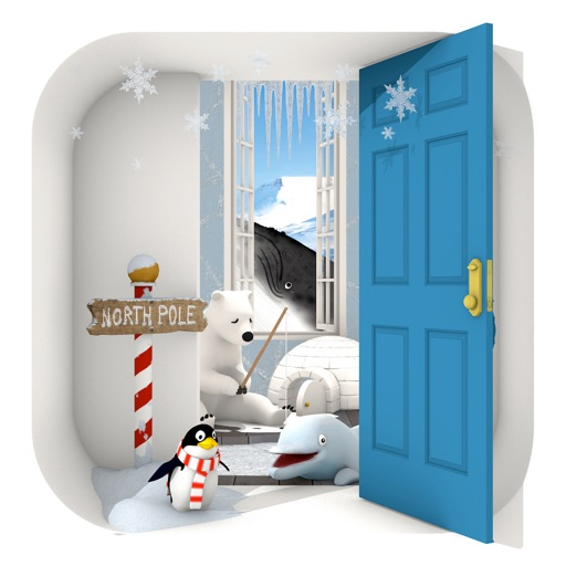 脱出ゲーム North Pole 氷の上のカチコチハウス