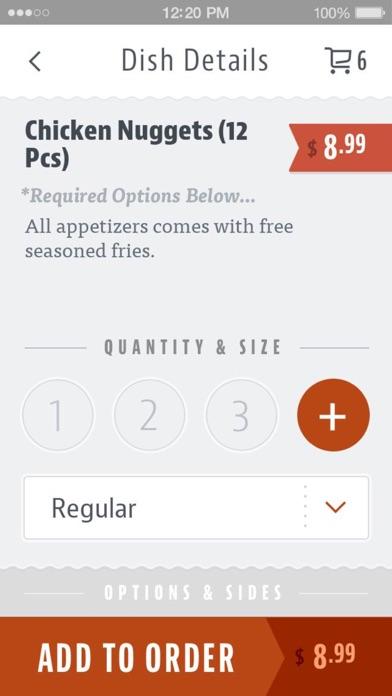 Texas Pizza Pasta & More screenshot 4